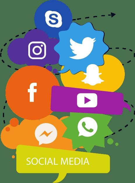 Manejo de redes sociales en Valencia